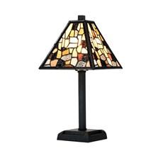 Tiffany Mini Lampe de Table Fallingwater