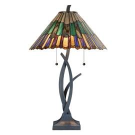 Tiffany Lampe de Table Styled Flower