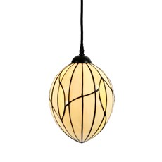 Tiffany Lampe Suspendue Nature