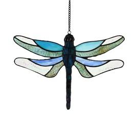 Décoration de fenêtre Dragonfly Brilliance