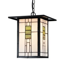 Tiffany Lampe Suspendue Frank Lloyd Wright
