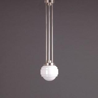 voorbeeld van een van onze Lampes Suspendues Empire