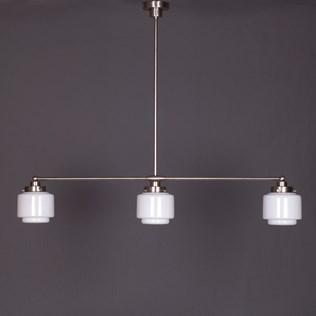 voorbeeld van een van onze Lampes Suspendues à 3 Ampoules