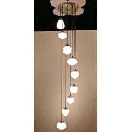 Lampe à 9 lumières / Lustre