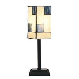 Tiffany Mondriaan Lampe de Table