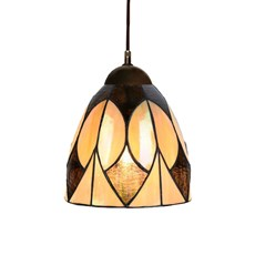 Tiffany Lampe Suspendue Parabola small