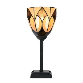 tiffany Lampe de Table Parabola small