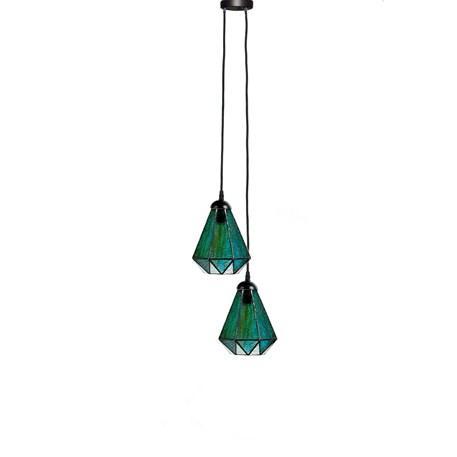 Tiffany Lustre Arata Green 2