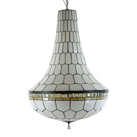 Tiffany Lampe Suspendue Wissman Jewel