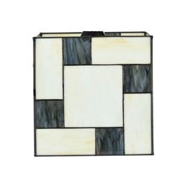 Abat-jour séparé Tiffany Mondriaan Cubi