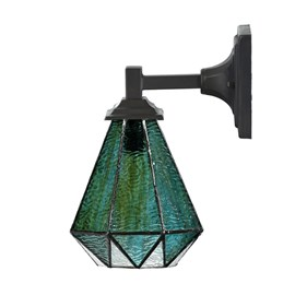 Tiffany Lampadaire Arata Green