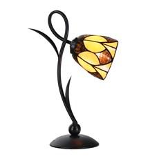 Tiffany Lampe de Table Lovely Parabola small
