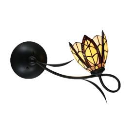 Tiffany Lampe de Plafond/Lampe Murale Lovely Flow Souplesse small