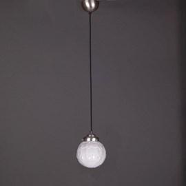 Lampe Suspendue au Cordon de Lin Vintage Artichoke